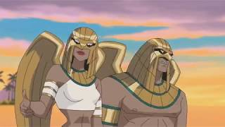 Legends of the Hidden Temple Crossovers - Zenobia (Justice League Unlimited)