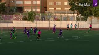 Resumen   Atarfe Industrial CF-Real Jaén CF   1ª Jornada