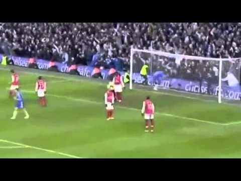 All Drogba's Goals Against Arsenal