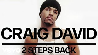 Craig David - 2 Steps Back (Official Audio) Video