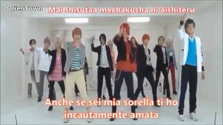 Brothers Conflict ED Dance Vers. [ SUB ITA ]