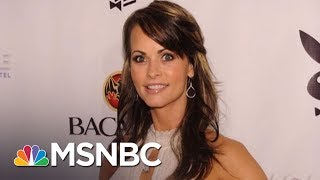 Ex-Playboy Model Suing To Break Silence On President Donald Trump | MSNBC