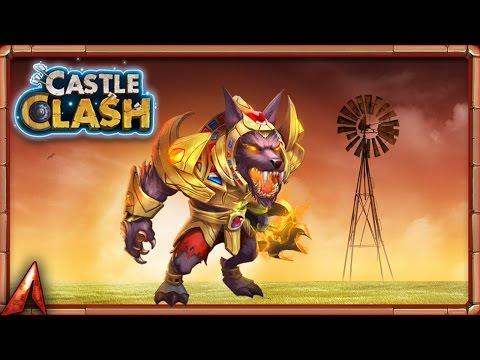 Rolling Some Gems! Guild Wars Highlights! Castle Clash