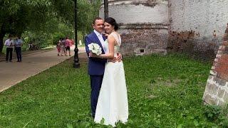 Свадебный клип Игоря и Ольги. Лето 2014.