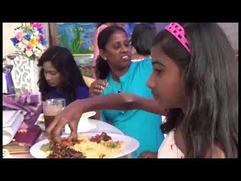 sandali's party video