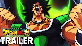 DRAGONBALL SUPER: Broly Film TRAILER ANALYSE/ERKLÄRT