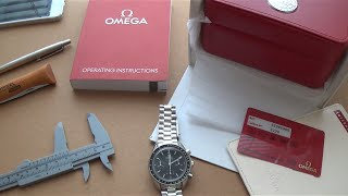 Omega Speedmaster Automatic Ref. 3539.50 (Reduced II) Full Review