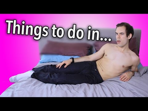 TOP THINGS TO DO IN BED (YIAY #85)
