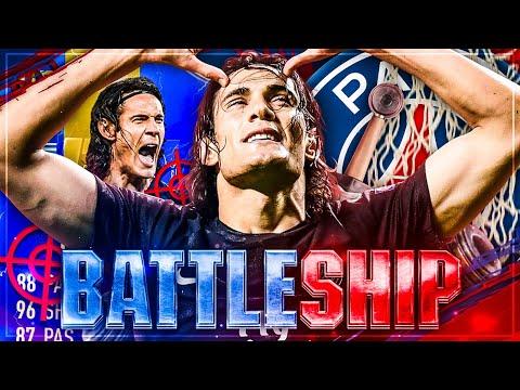 """FIFA 19: CAVANI TOTS """"El Matador"""" Battleship Wager 🔥🔥 vs Rentner"""