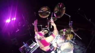 Terrana Full Drum Solo - Zhang Jia Gang China