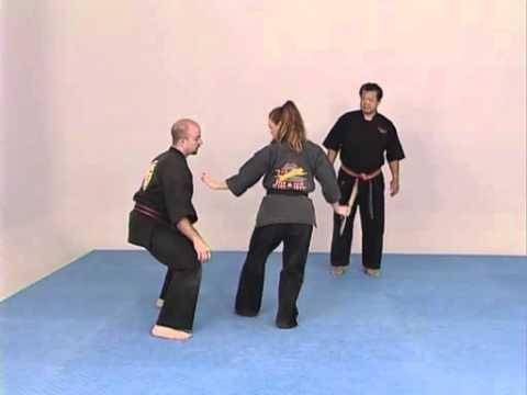 Kempo Karaté - Techniques pour débutant