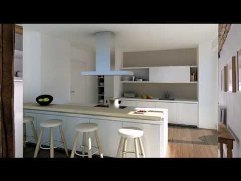 bulthaup b1 by criteristudio youtube. Black Bedroom Furniture Sets. Home Design Ideas