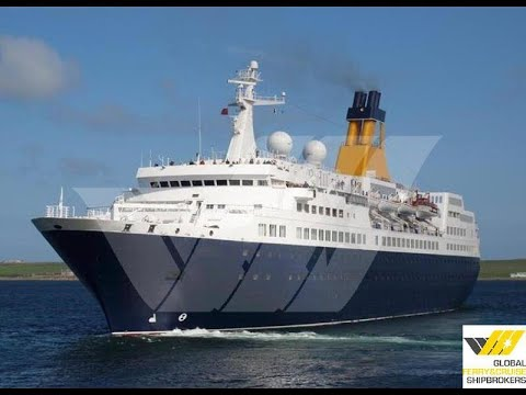164m / 506 pax Cruise Ship for Sale / #325F - USD 9,000,000