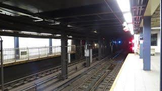 Railfan NYC MTA Subway