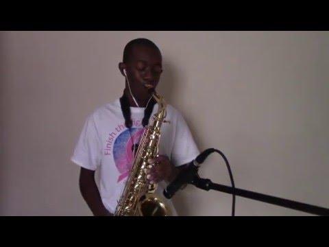 Sara Bareilles - Gravity - Alto Saxophone Cover