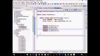 Java 051-Java OOP-10-Constructor, Yapıcı   Metod, Örnek Uygulama, Araba Class