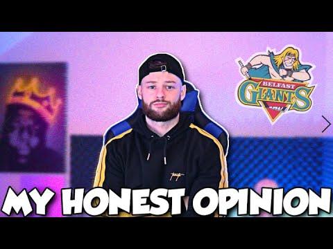 Ice Hockey In The UK ( EIHL ) -  Honest Opinion...