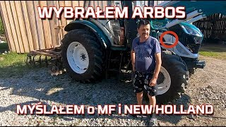 Gambar cover 🔴Wybrałem ARBOS a myślałem o MF i New Holland [nowy nabytek ciągnik opinia traktor]