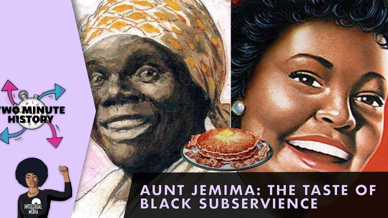 two minute history aunt jemima youtube