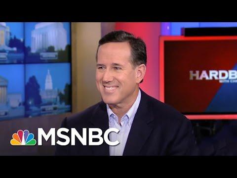 Rick Santorum: Gun Owners Save Lives | MSNBC