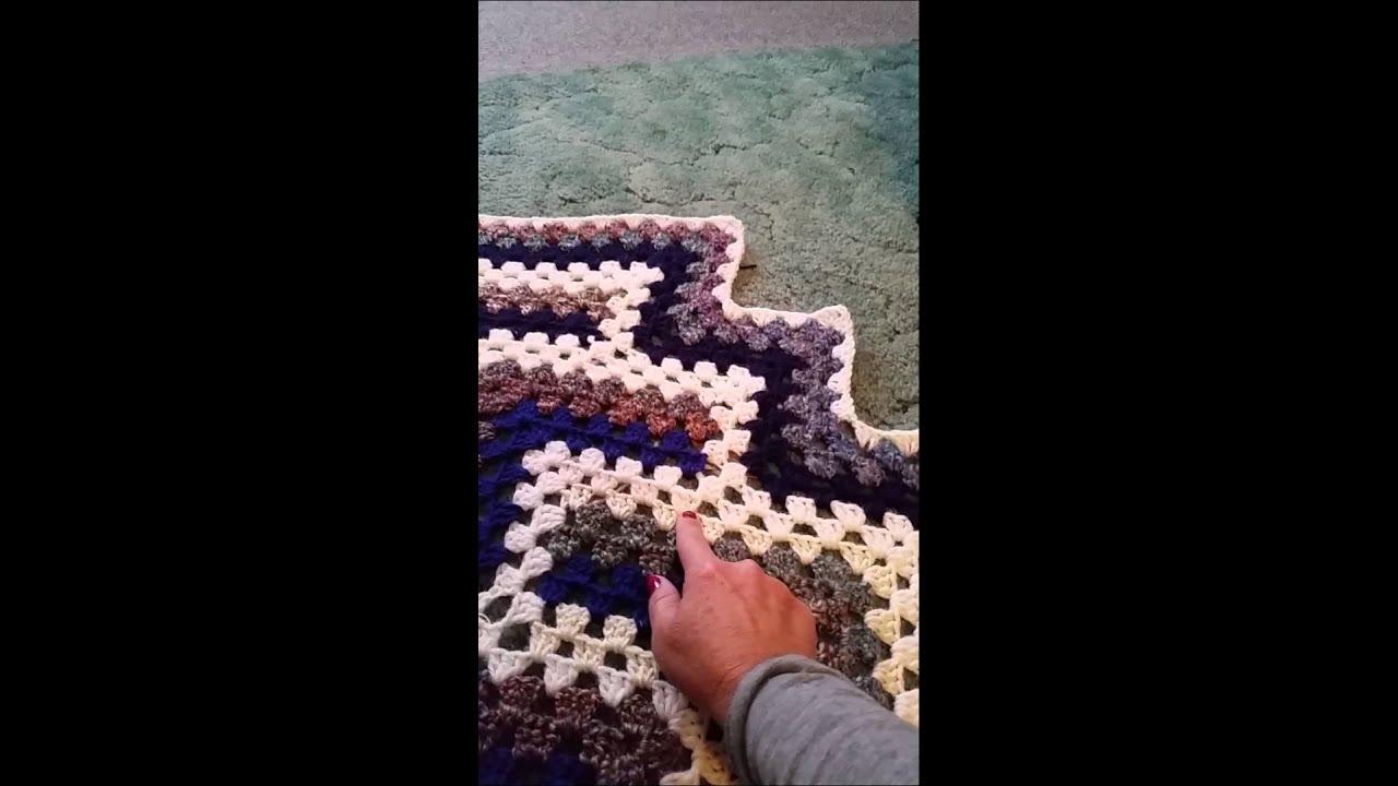 Nice Star Baby Afghanisch Häkelmuster Mold - Decke Stricken Muster ...