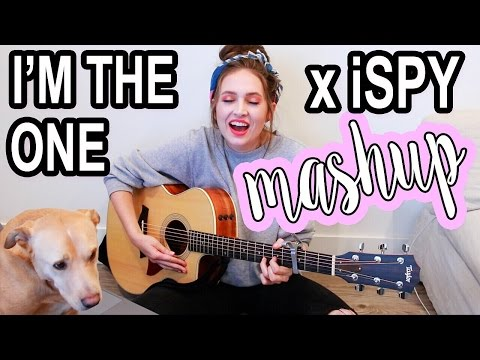 I'm The One x iSpy - JUSTIN BIEBER, DJ KHALED, KYLE (Courtney Randall Cover)