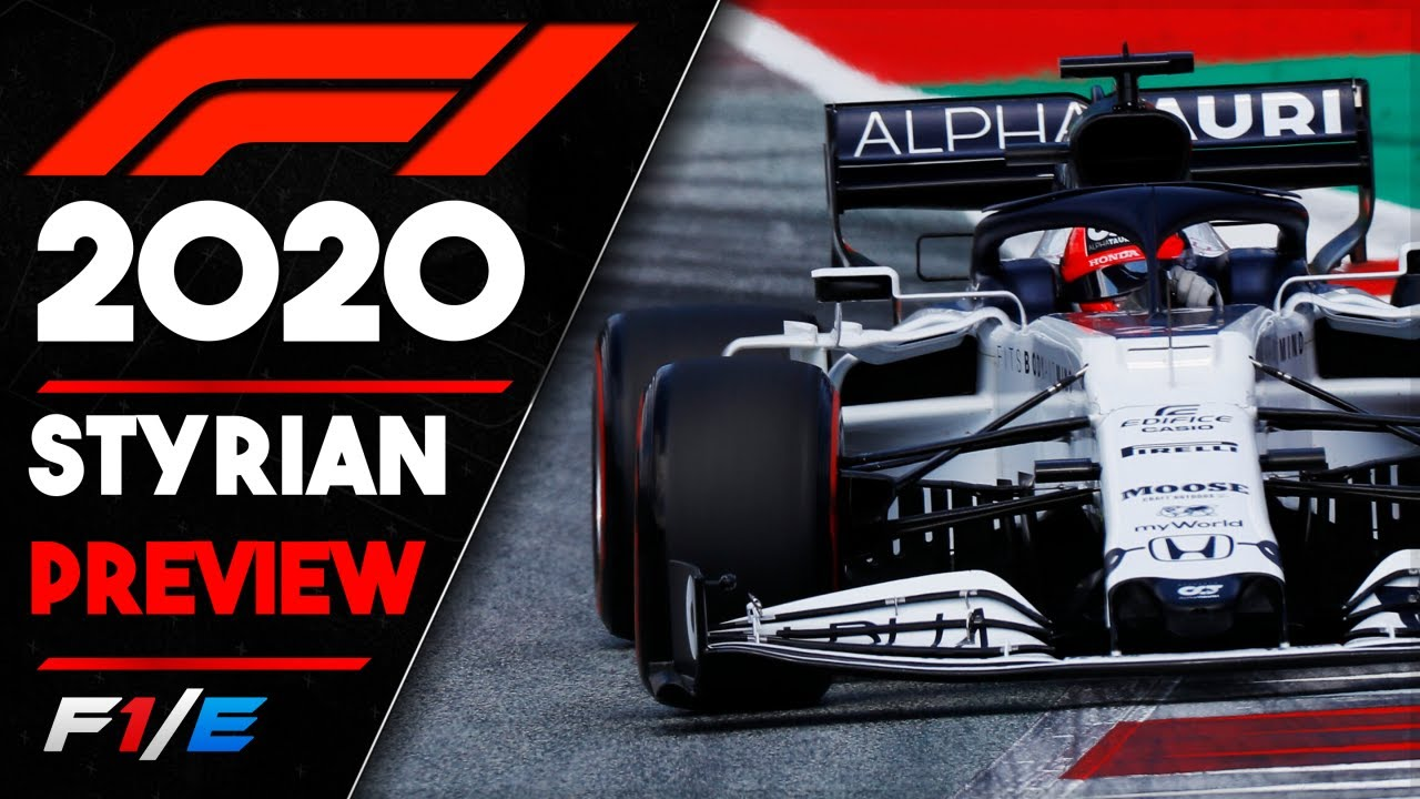 Download Styrian Grand Prix Preview F1 2020