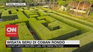 Wisata Seru di Coban Rondo