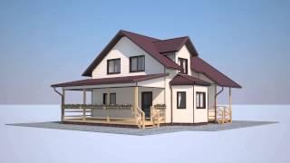 видео Купить дом от застройщика недорого в Калужской области