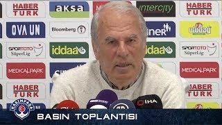 Mustafa Denizli: ''Önemli bir maç kazandık'' Kasımpaşa: 2 Erzurumspor: 1