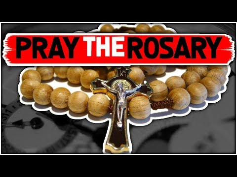 Praying the Rosary will change your life!