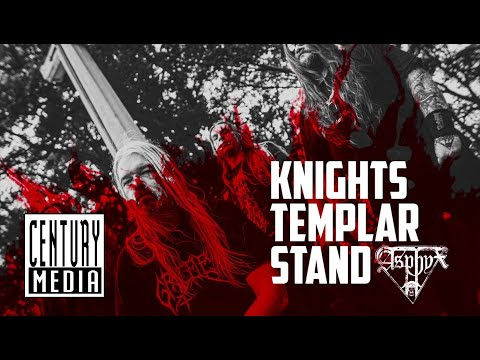 ASPHYX - Knights Templar Stand (OFFICIAL VIDEO)