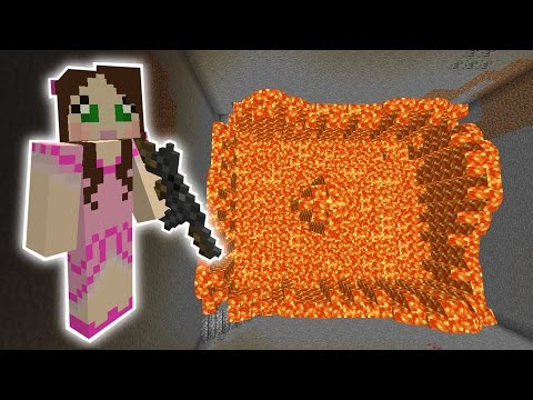 Minecraft: LAVA PIT OF DOOM MISSION - The Crafting Dead [39]