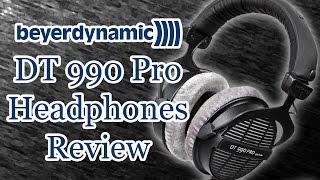 Video Beyerdynamic DT 990 Pro Review download MP3, 3GP, MP4, WEBM, AVI, FLV Agustus 2018