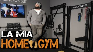 La mia HOME GYM | garage edition