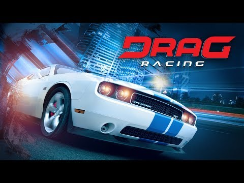 Drag Racing Trailer