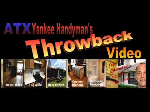 ATX Yankee Handyman's Throwback