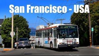 SAN FRANCISCO TROLLEYBUS - Škoda 14TrSF (2016) thumbnail