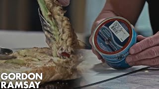 Gordon Served 'Cauliflower Steak' & TINNED CRAB From China | Hotel Hell