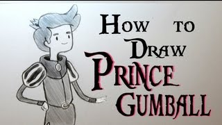 Ep. 95 How to draw Prince Gumball