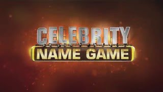 Incredibly Exciting Final Round | Celebrity Name Game