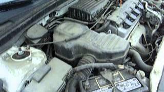 GovDeals: 2002 Honda Civic GX Sedan - NATURAL GAS VEHICLE