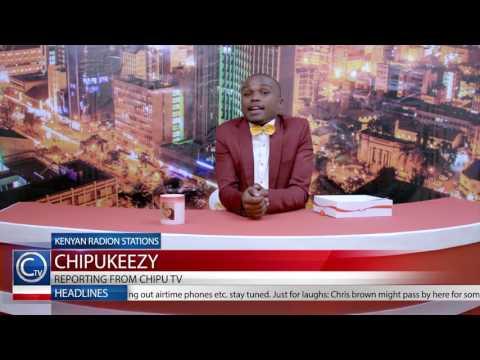 Chipukeezy T.V. Epsd 2 Kenya Radio Stations.