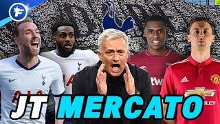 José Mourinho veut faire sa loi à Tottenham | Journal du Mercato