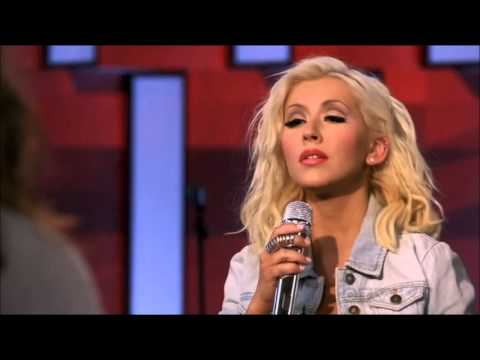 Christina Aguilera Coaching The Voice Season 5