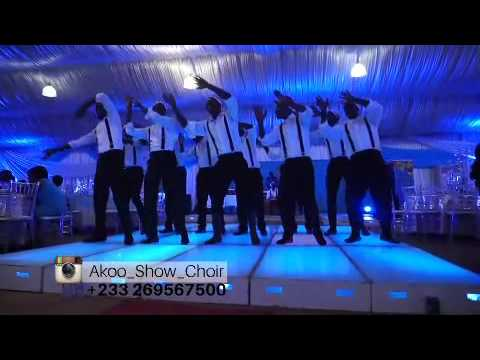 Akoo Show Choir @ Ecobank End of Year party