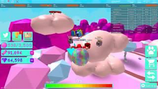 Roblox Bubble Gum Simulator SO AWESOME!!!!!