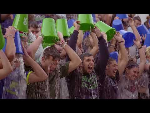 Endicott College Ice Bucket Challenge 2017