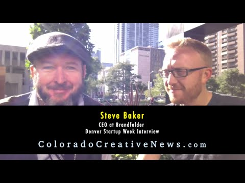 Steve Baker, CEO of Brandfolder - Interview for TheCreativeCosmos.com