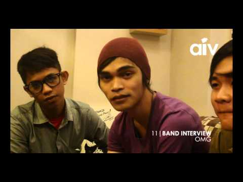 ASIA INDIE VIDEO (AIV BAND INTERVIEW 11) - OMG BAND